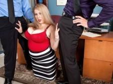 Threeway Sexecutive Meeting